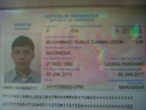 pasportmesin